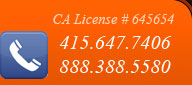 Awning Services; CA License # 645654; Call 888-388-5580 or 415-647-7406