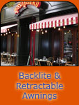 Backlite & Retractable Awnings